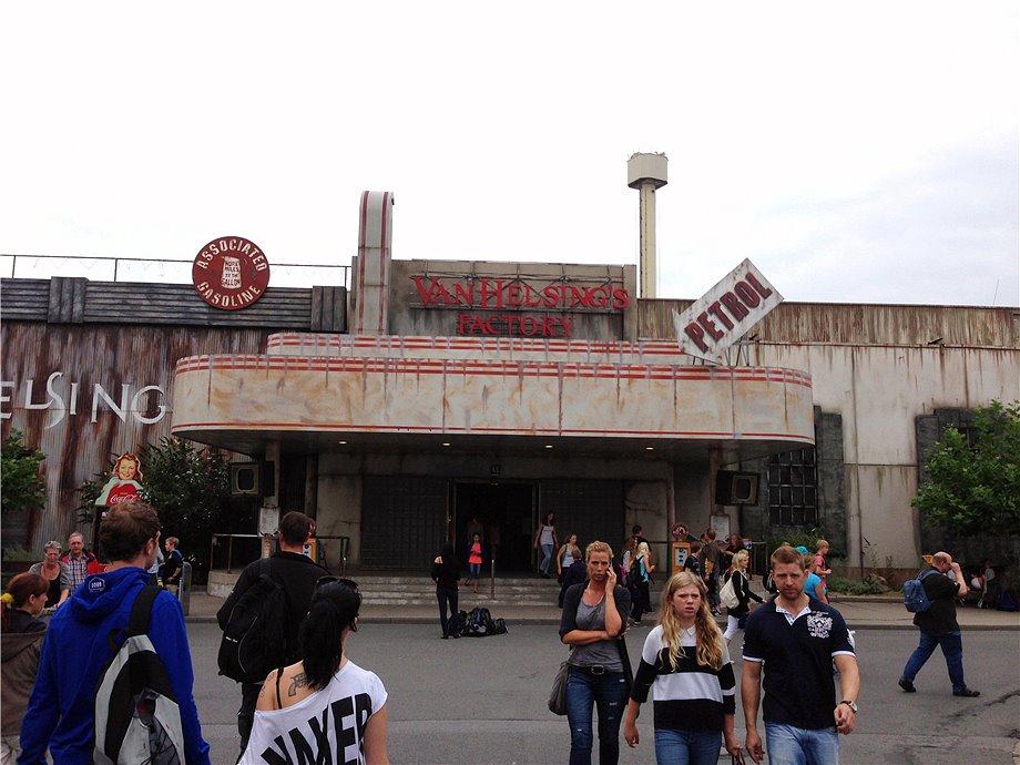 Elmer Bottrop helsing s factory